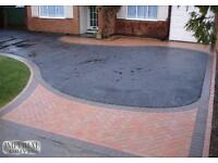 Driveways/patios/fencing/decking/drop kerbs