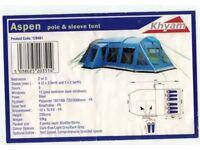 Kyham Aspen 8 berth tent