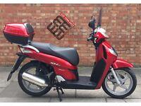 Honda SH ONLY 3785 Miles!