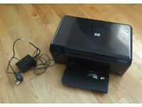 HP Photosmart C4780 wireless printer and scanner