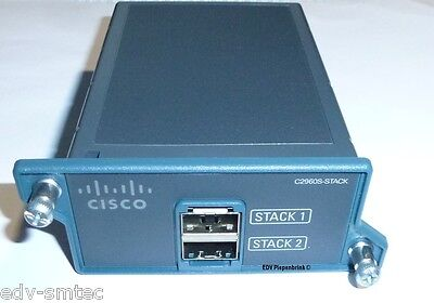 CISCO C2960S-STACK V02 - FlexStack - inkl. VAT