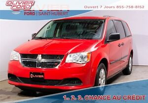 2012 Dodge Grand Caravan SE/SXT FWD 7 PASS. A/C