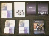 Serif video editing software, Movieplus X3, MoviePlus 4