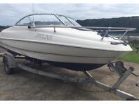 For sale Bayliner Capri 1802 LS fast, fish, ski cuddy, boat