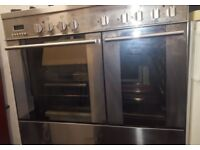 LEISURE 90CM WIDE DUAL FUEL COOKING RANGE FREE FREE DELIVERY AND WARRANTY