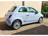 Only 48k,top spec,cheap insurance and £30 tax 2008 Fiat 500 1.2 Lounge (mini,beetle,Adam,ka)