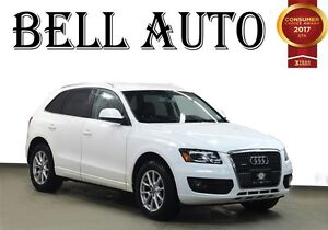 2012 Audi Q5 2.0T PREMIUM PLUS LEATHER