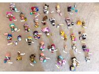 LOL dolls toys - pets, lils etc