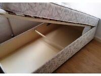 Single Bed and Mattress with Storage- Hemel Hempstead