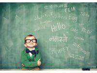 Qualified Language Teacher ( Greek-Spanish-German-Italian)