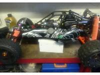 Hpi baja 1/5 scale rc buggy