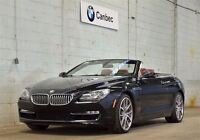 2012 BMW 650 CABRIOLET | EXECUTIVE PACKAGE | PREMUM SEATING PAC