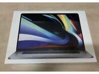 """Apple MacBook Pro 16"""" (1TB SSD, Intel Core i9 9th Gen., 2.30 GHz, 16GB) Laptop"""