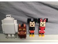 Disney Crossy road classic mini figures