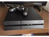 PS4 Barely Used As Such Selling