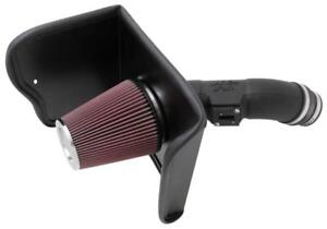 K&N 63 Series Cold Air Intake for Toyota Tundra | www.motorwise.ca