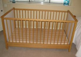 Mothercare Cot/Bed