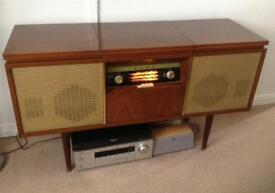 Vintage Bush Radiogram / Stereogram SRG 91