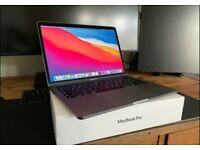 Apple Macbook Pro 2019 Touchbar boxed laptop unmarked Quad Core model i5 8GB 128GB HD 13inch Retina