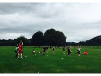 Field Fitness sessions, Coopers field, Cardiff,