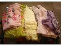 Girls clothes bundle 9-12 month