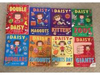 8 children's Daisy books by Kes Grey