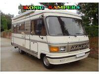 1992 HymerS550Merc 2.9D