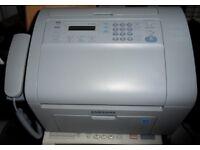 """Need servicing"" Samsung SF-760P All-in-One Laser Printer Mono Laser Fax Machine (Bath BA2)"