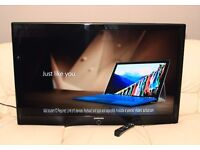 "Very nice 46"" SAMSUNG LCD TV, fully working."