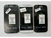 Brand New Samsung Galaxy S4 16gb Unlocked Open To All Networks All Colours Available Fully Boxed Up