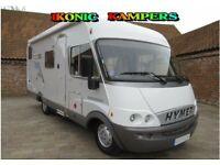 5e6eb837dd Hymer - Campervans   Motor Homes for Sale