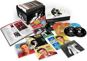 NEW Elvis Presley: The Album Collection (60 CD Deluxe Box Set) Box set, Deluxe