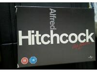 Dvd box set Alfred hitchcock