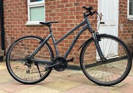 Felt Woman's hybrid bike