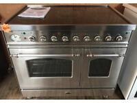 Britannia si-clss-e9t electric range Cooker-3 months guarantee!
