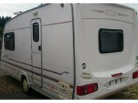 2000 sterling Eccles topaz 2 berth with mover and awnings