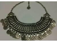 gypsy dancer necklace