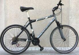 21inch Schwinn Frontier 65 MTB lightweight aluminium bike bicycle