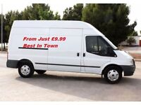 Speedy Man & Van House Removals and Delivery ,From £9.99+ Cheap Van Hire , 24/7 Milton Keynes & UK