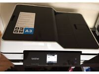 PERFECT CONDITION BROTHER MFC-J6520DW All-in-One Inkjet Printer