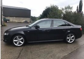 2011 Audi A4 S LINE - 2.0 TDI - 8 SPEED AUTO - MOT AUG 2018 - HPI CLEAR - 12 MONTH GEARBOX WARRANTY