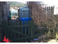 FENCE IN PIC 1 AND 2 SOLD. Other still available end of June