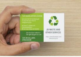 Waste removal service's