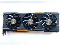 Sapphire AMD R9 390X Tri-X Graphics Card (8 GB, OC, PCI-E, GDDR5, 512 Bit, DisplayPort, DVI-I, HDMI)