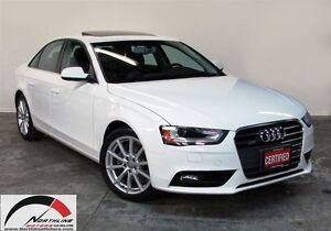 2014 Audi A4 2.0 Progressiv/ Navigation/ Quattro/ ACCIDENT FREE