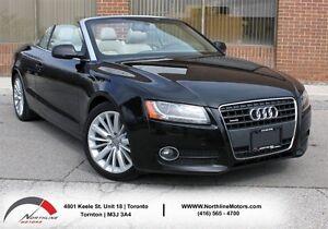 2011 Audi A5 PRESTIGE | Premium Plus | Navigation | Camera