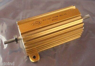 Dale Rh-100 Power Resistor 100 W 15 Ohm 1 - Usff B12-415-1