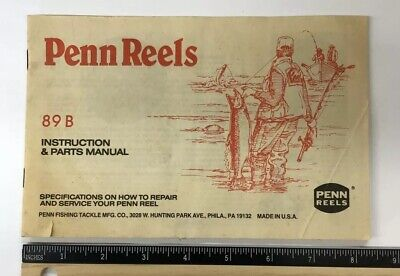 Other - Fishing Reel Manual - 2