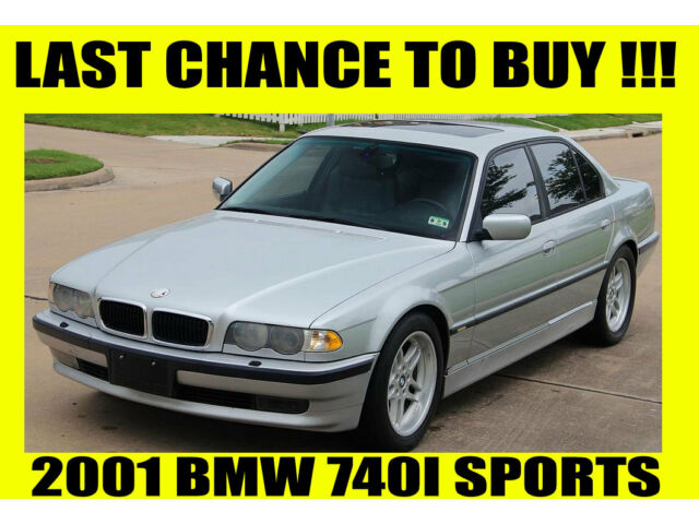 Image 1 of BMW: 7-Series 740i SPORTS…