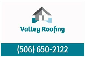Valley Roofing 24/7 emergency service